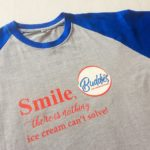 Sablon Kaos Buddies Ice Cream Makassar